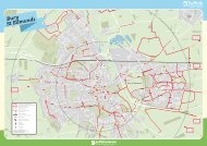 Bury cycle map