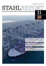 Stahlreport 2020.11