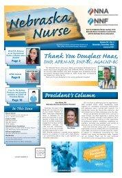 Nebraska Nurse - November 2020