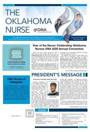 Oklahoma Nurse - November 2020