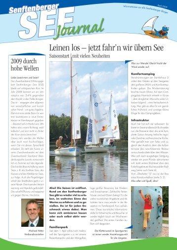 Senftenberger - Zweckverband Lausitzer Seenland Brandenburg