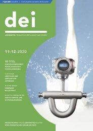 dei – Prozesstechnik für die Lebensmittelindustrie 12.2020