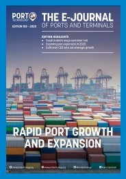 Rapid Port Growth and Expansion