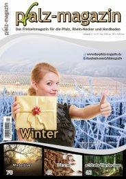 pfalz-magazin Winter 2020