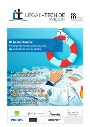 Legal Tech-Magazin 02/20