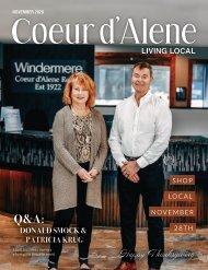 November 2020 Coeur d' Alene Living Local