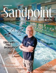 November 2020 Sandpoint Living Local