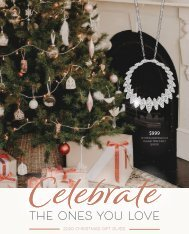Kennedy Showcase Jewellers Christmas Catalogue 2020 Update to 15