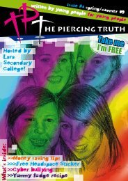 Piercing Truth Edition 4 - City of Greater Geelong