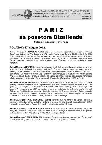 17. avgust 2012. - Kontiki