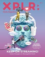 XPLR Magazin 2020