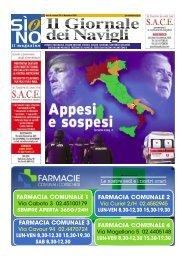 Giornale dei Navigli n. 39 - 6 novembre 2020