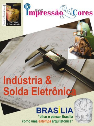 Edição nº 28 - Revista IMPRESSÃO & CORES