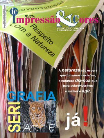 Edição 30 - Revista IMPRESSÃO & CORES