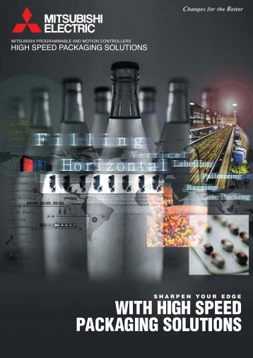 Download our brochure. - Packaging Automation Solutions ...