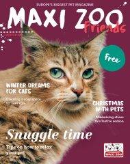 Maxi Zoo Friends Magazine A/W 2020