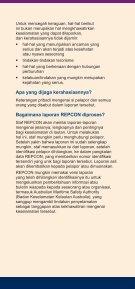 REPCON Marine Brochure Indonesian.indd - Australian Transport ... - Page 3