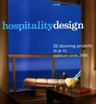 hospitalitydesign - Therese Virserius Design