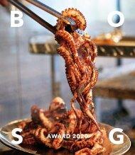 BOSG Award Journal 2020