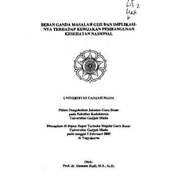 Jawa - Ugm - Universitas Gadjah Mada