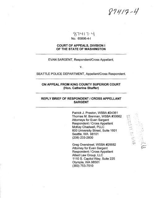 Public Disclosure Redaction Log - Washington State Courts