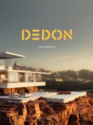 DEDON 2021 Katalog by www.gardener.at
