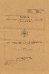 LAPORAN - Ugm