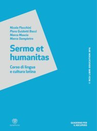 Sermo et humanitas - Scuolabook