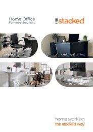 Stacked Home Working Brochure