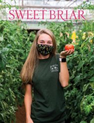 Sweet Briar College Magazine - Fall 2020