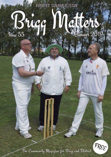 Brigg Matters Issue 55 Summer 2019