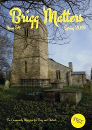 Brigg Matters Issue 54 Spring 2019