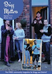 Brigg Matters Special 2020 Winter Issue