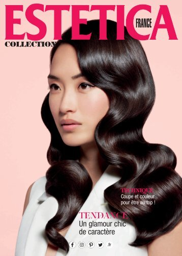 Estetica Magazine FRANCE (2/2020 COLLECTION)