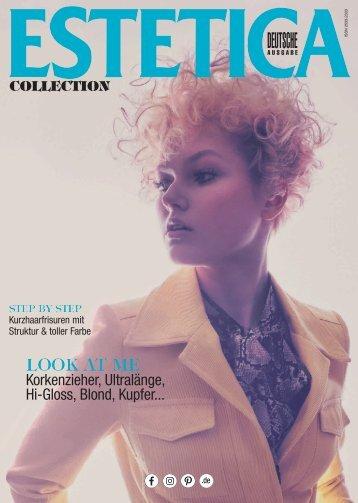 Estetica Magazine Deutsche Ausgabe (2/2020 Collection)