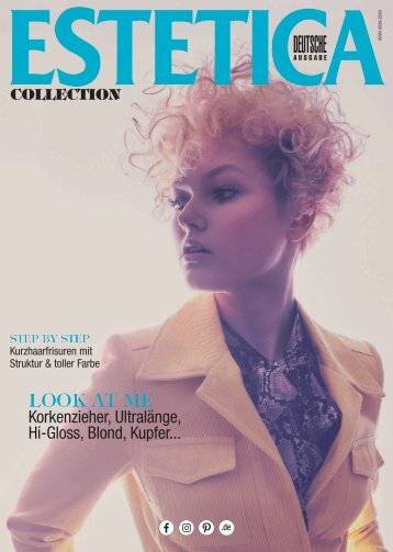 Estetica Magazine Deutsche Ausgabe (2/2020 Collection)