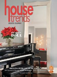 Housetrends Columbus Holiday 2020