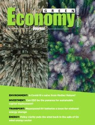 Green Economy Journal Issue 43 Spreads