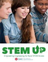 STEM UP report Cydney Snyder