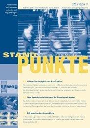 Alkoholprävention in der Arbeitswelt Foto: Keystone - Sucht Schweiz
