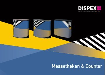 Messetheken & Counter