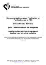 III-I2- Recommandations PCA - CHU Toulouse