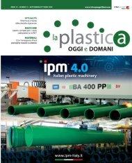 La Plastica Oggi e Domani - N°3 Settembre/Ottobre 2020