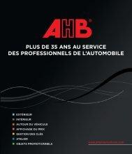 Catalogue français 2021