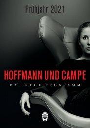 Hoffmann und Campe Verlag - Vorschau Frühjahr 2020