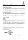 TEILEGUTACHTEN nach §19(3) Stvzo Nummer 05-8125-A14-V01 ... - Page 6