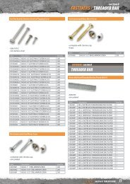 section 8 THREADED BAR FASTENERS - Tucks Fasteners & Fixings