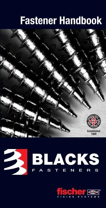 Fastener Handbook - Blacks Fasteners