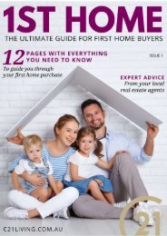 The Ultimate Guide for First Home Buyer
