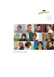 Jahresbericht 2009 - Kantonale Psychiatrische Dienste - Kanton St ...